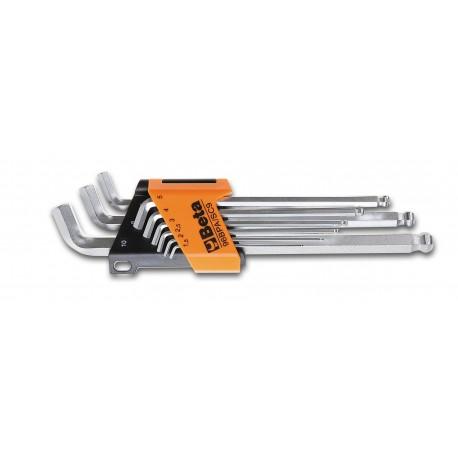 Serie Beta di 9 chiavi maschio esagonale