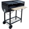 BARBECUE PAPILLON CARB.WICHITA RET.98X55X93H