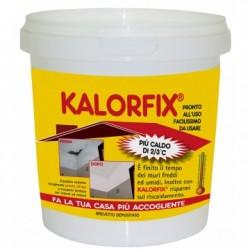 Fissativo isolante traspirante termico per interni ed esterni kalorfix