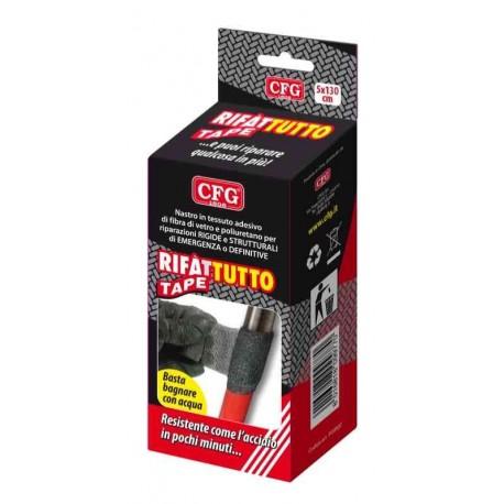 CFG - RifàTutto Tape Nastro di fibra di vetro e poliuretano 5x130cm