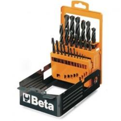 Beta 410/Sp19 Serie 19 Punte Elicoidali Rullate Hss Ø 1÷10 X 0,5 MM