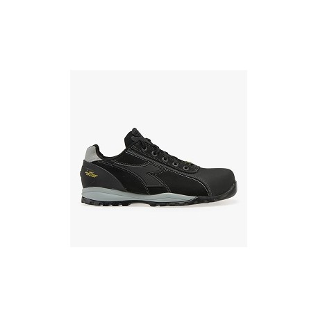 SCARPA DIADORA ANTINFORTUNISTICA D-LIFT LOW PRO S3 SRC HRO ESD BLACK/GREY