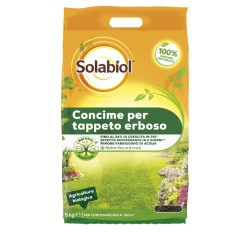 Concime SOLABIOL CONCIME TAPPETO ERBOSO KG. 5